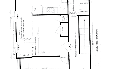 Bedroom, 28 Main St, 2