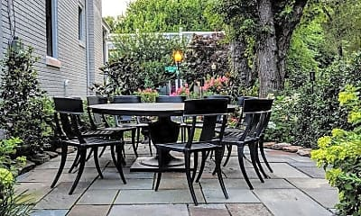 Patio / Deck, 1933 37th St NW, 2