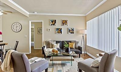 Living Room, 7012 Main St, 2