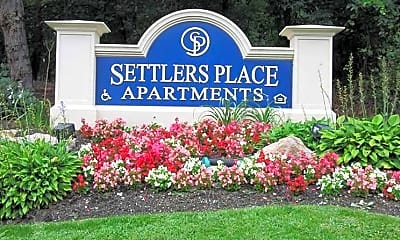 Settlers Place, 0