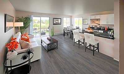 Living Room, 735 Fathom Drive, 1