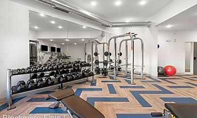 Fitness Weight Room, 2655 S 34th St, 2