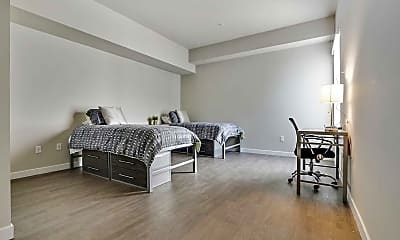 Bedroom, Victory On 30th - Furnished Apartments, 2