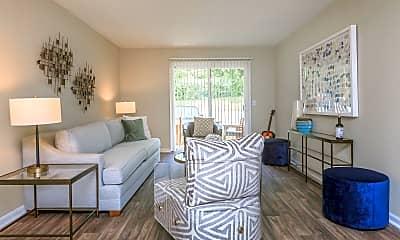 Living Room, Gazebo, 0