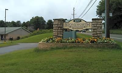 Stoneworth Apartments, 1