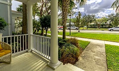 Patio / Deck, 1153 Key Largo St, 1