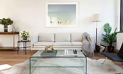 Living Room, 307 W 39th St, 1