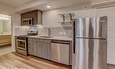 Kitchen, The Adams 403 S Cheyenne Ave, 1