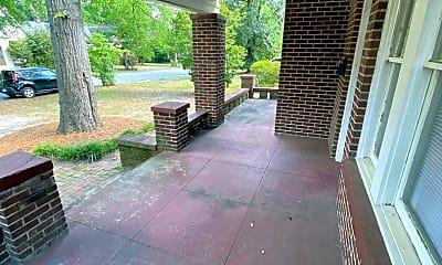 Patio / Deck, 1409 Hagood Ave, 1