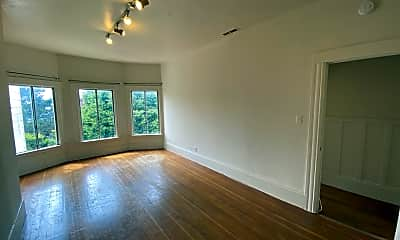 Living Room, 235-239 1/2 Webster St., 1