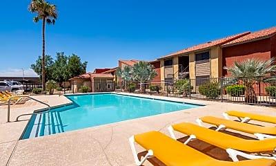 Pool, Cordova Apartments, 0