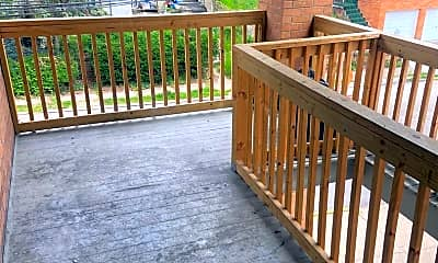 Patio / Deck, 801 8th St, 2