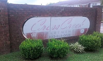 Cross Creek Apartments, 1