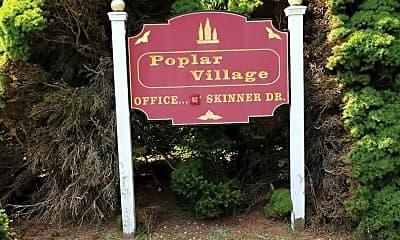 Poplar Village, 1