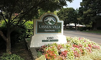 Lassen Villa, 1