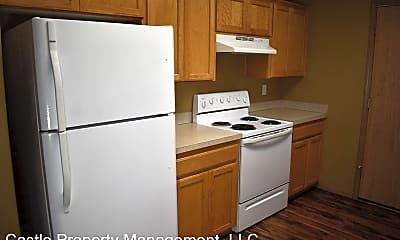Kitchen, 1048 B Loop, 1