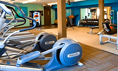 Fitness Weight Room, 351 N 5th St, 1