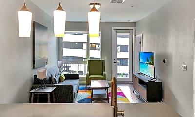 Living Room, 2080 California St, 0
