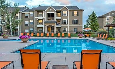 Pool, Dakota Ridge, 0