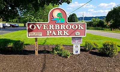 Overbrook Park Apartments, 1
