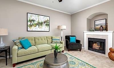 Living Room, Bayview Club Apartment Homes, 1