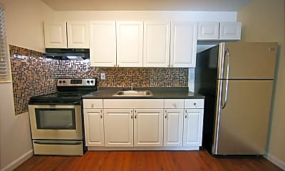 Kitchen, Ashley Place, 1
