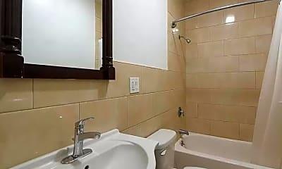 Bathroom, 1693 Broadway, 1