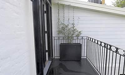 Patio / Deck, 416 A St SE 3, 2