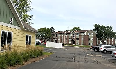 Hillview Townhouses and Apartments, 0
