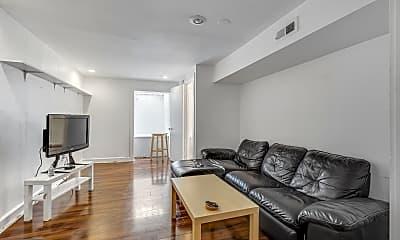 Living Room, 308 Bainbridge St 1, 0
