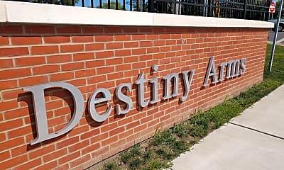 Destiny Arms, 1