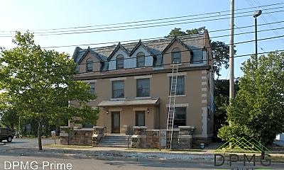 Building, 118 W St Joseph St, Lansing, MI, 48933 C/O Lansing Housing Management, 0