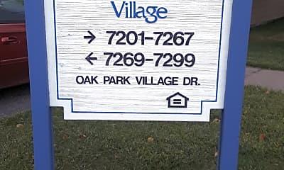Oak Park Village Apts, 1