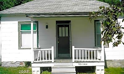 Building, 113 N. Main  #A, 0