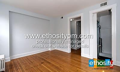 Bedroom, 1451 N Delaware St, 2