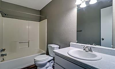 Bathroom, Plaza Place, 2