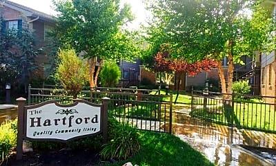 Landscaping, Hartford Apartments, 1