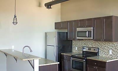 Kitchen, 815 N George St, 1