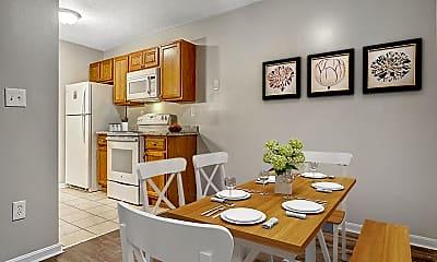 Dining Room, 1080 Pennington, 1