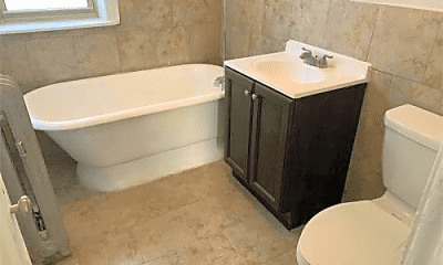 Bathroom, 6606 S Ingleside Ave, 2
