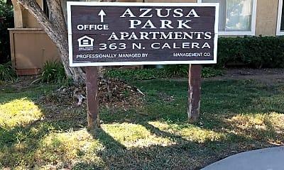 Azusa Park, 1