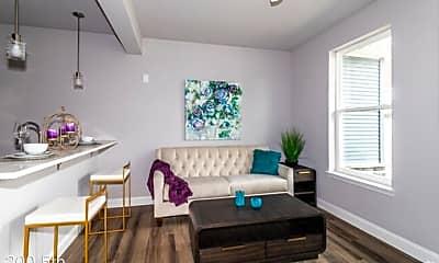 Bedroom, 200 5th Avenue, 1
