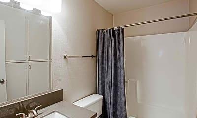 Bathroom, Asana at North Park, 2