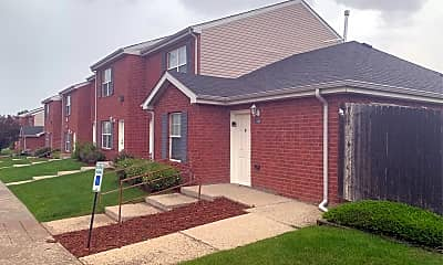 Pershing Pointe Townhomes, 0