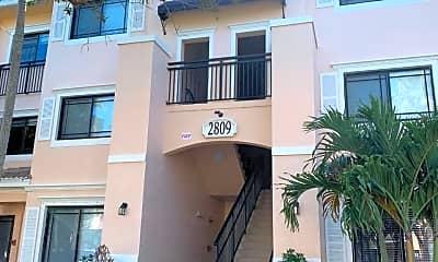 Building, 2809 Amalei Dr 301, 0