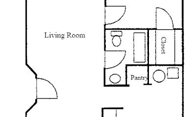 Building, 2770 S East St, 1