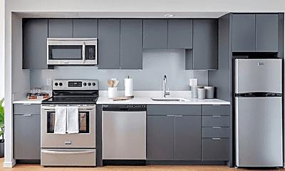 Kitchen, 1304 Commonwealth Avenue, 1