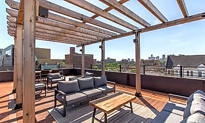 Patio / Deck, 438 Selden St 4, 2