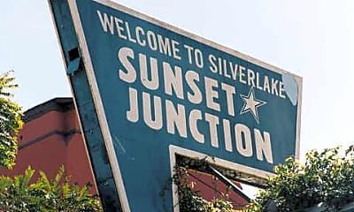 Community Signage, 3400 Sunset Blvd 506, 2