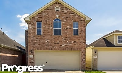 Building, 815 Forest Thicket Ln, 0